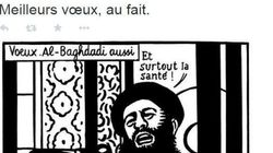Les vœux de Charlie Hebdo quelques minutes avant l'attaque deviennent un symbole de la liberté