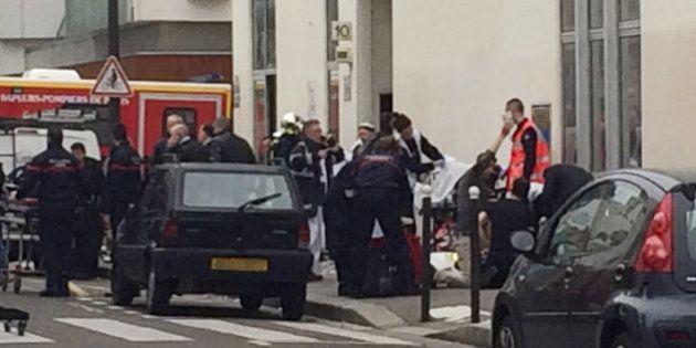 Attentat à Charlie Hebdo: le bilan le plus lourd depuis plus de 50