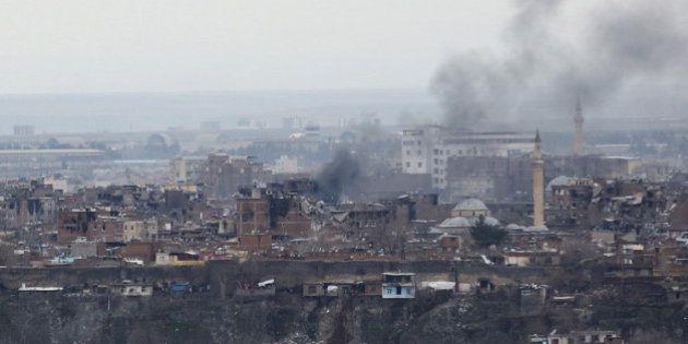 La France somme la Turquie d'arrêter de bombarder les zones Kurdes en