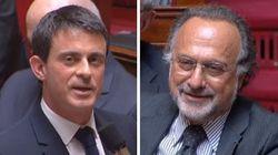 Le fils de Serge Dassault a bien fait rire Manuel Valls et les