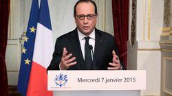 Hollande annonce le 1er deuil national depuis le