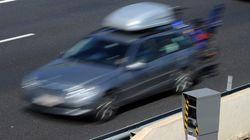 Attention à l'accélérateur quand vous êtes en vacances en
