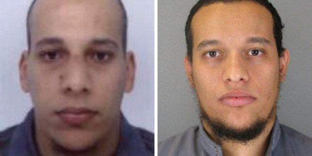Les frères Kouachi et Mourad Hamyd: qui sont les trois hommes suspectés de l'attentat à Charlie