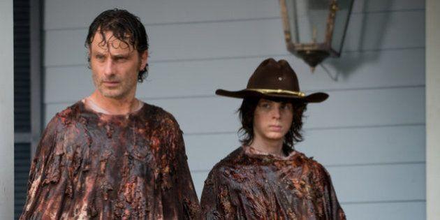 The Walking Dead Saison 6, épisode 9 : le grand moment qu'on attendait est enfin arrivé dans ce S06E09...