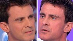 Entre les deux tours, Valls change de