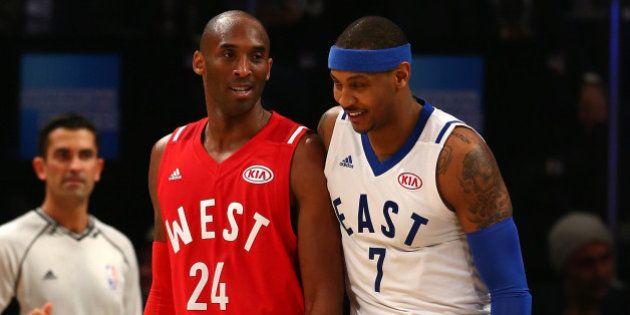VIDÉOS. Kobe Bryant honoré, un match fou et des records, voici ce qu'il faut retenir du All-Star