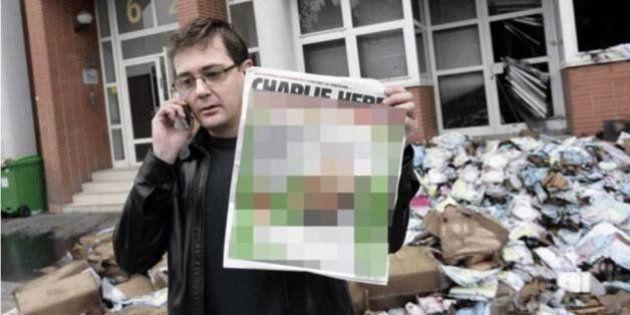 Couverture de Charlie Hebdo: ces médias anglo-saxons qui refusent toujours de publier les