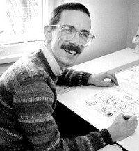 Bill Watterson reçoit le Grand Prix d'Angoulême: l'Américain qui a donné vie aux amis