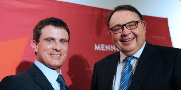 Visite de Valls à Marseille: L'UMP saisit la commission des comptes de