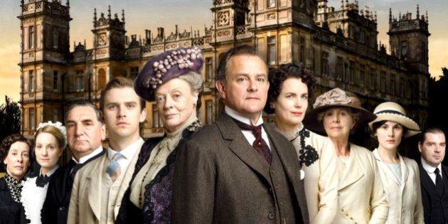 Downton Abbey prendra fin après la saison 6, à l'automne