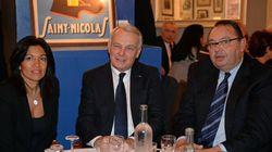 Ayrault veut doper l'économie marseillaise (et son Parti