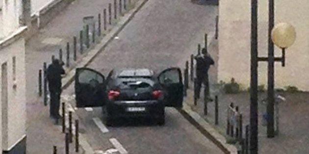 Un rescapé de l'attaque à Charlie Hebdo, Laurent Léger, raconte: les tueurs