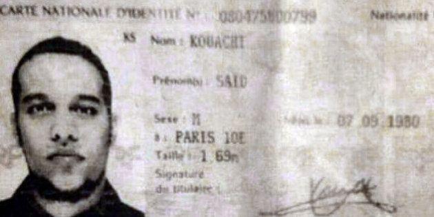Chérif et Saïd Kouachi, deux frères jihadistes dont l'un se serait entraîné au