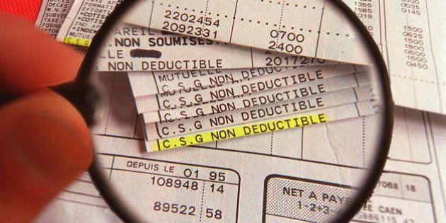 CSG déductible : l'astuce du gouvernement pour augmenter les impôts des plus