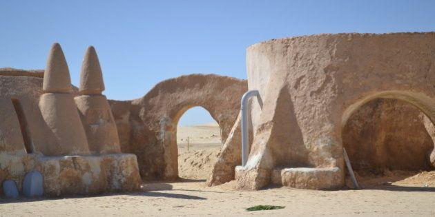 Tunisie: non, le site de Tataouine du tournage de