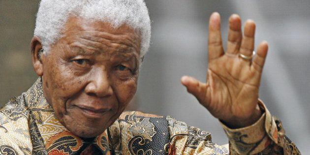 La fortune de Nelson Mandela évaluée à 4,1 millions de