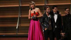 Taylor Swift a remis Kanye West à sa place lors de son discours aux