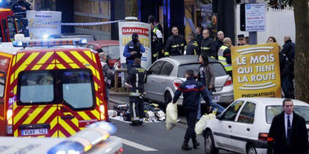 Fusillade de Montrouge: le suspect identifié, deux interpellations dans son
