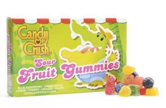 Candy Crush Saga lance une gamme de