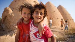 Syrie, enfants en