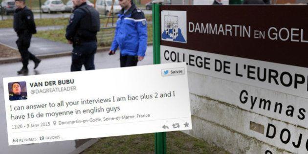 Dammartin-en-Goële : les adolescents harcelés sur Twitter pour des demandes d'interview s'amusent aussi...