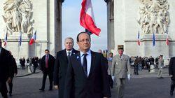 Hollande lance le centenaire de 14-18: demandez le