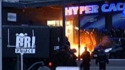 La vidéo des deux assauts menés par les forces
