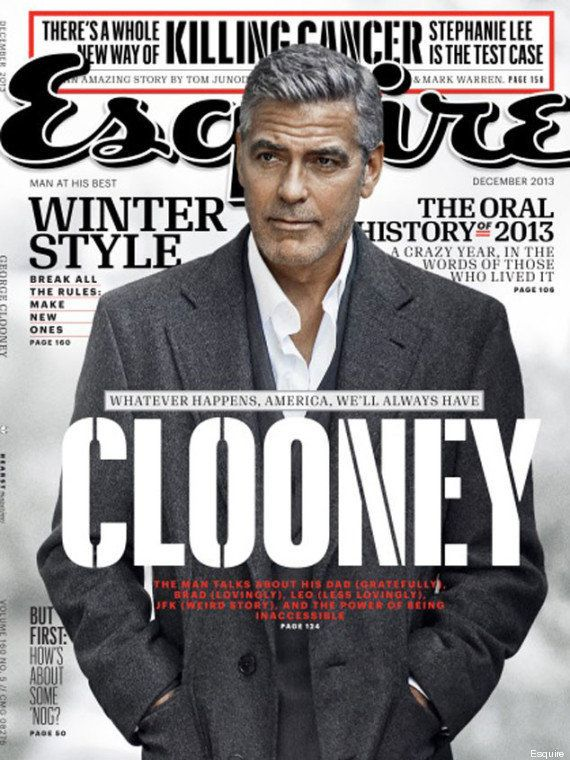 Pourquoi George Clooney a (toujours) une dent contre Russell