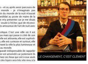 Un maire de la nuit élu à Paris pour la première
