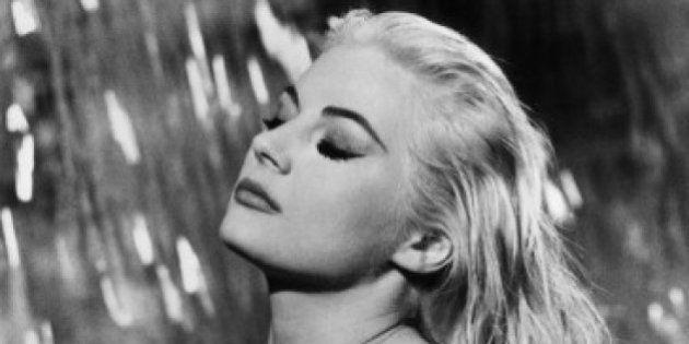 Anita Ekberg est morte : décès de l'actrice de