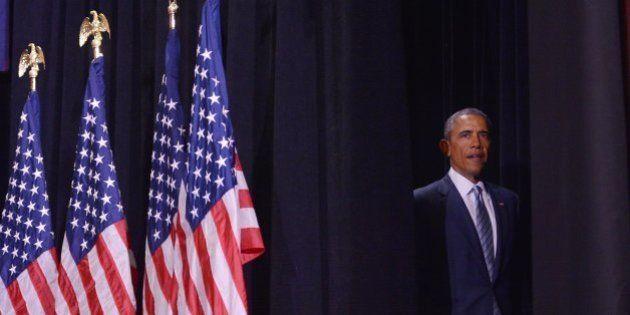 Marche républicaine: l'absence très remarquée de Barack Obama aux côtés de François