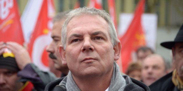 CGT: Philippe Martinez, nommé par Thierry Lepaon, favori au poste de secrétaire