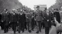 Où est Sarkozy? Le grand détournement de la marche