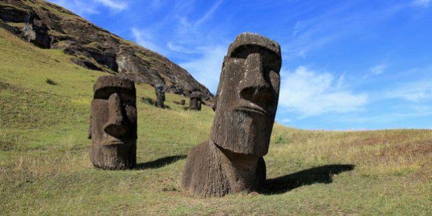 Île de Pâques: l'énigme de la disparition des autochtones est peut-être enfin