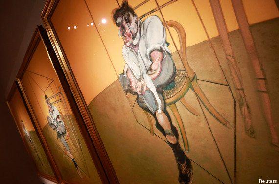 VIDÉO. Un triptyque de Francis Bacon vendu 142,4 millions de dollars, nouveau record