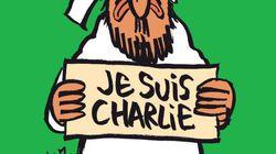 Mahomet est Charlie, la une du prochain numéro de Charlie