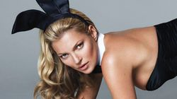 Kate Moss en bunny pour