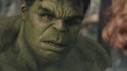 Hulk, star de la nouvelle bande-annonce de