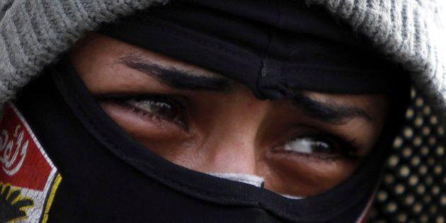 Sexisme après les révoltes arabes: une étude pointant l'Égypte du doigt fait