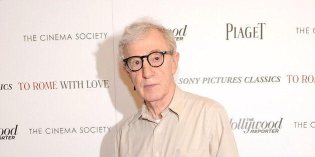 Woody Allen va créer une série TV, sa toute première, pour