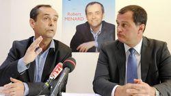 Municipales: Soutenu par le FN, Robert Ménard totalise 35% à