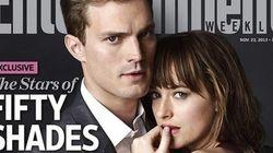 Christian Grey et Anastasia Steele en chair et en