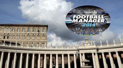 Au Vatican aussi, on pirate les jeux