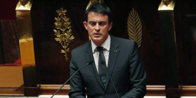 Lutte contre le terrorisme: les nouvelles mesures annoncées par Valls à