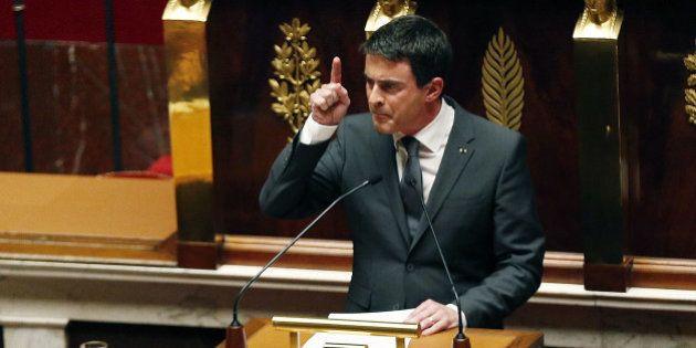 Mesures anti-terroristes: Manuel Valls exclut toute