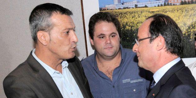 Européennes 2014: Edouard Martin, le leader CFDT de Florange, en bonne position sur une liste PS