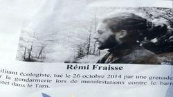 Le gendarme qui a tué Rémi Fraisse en