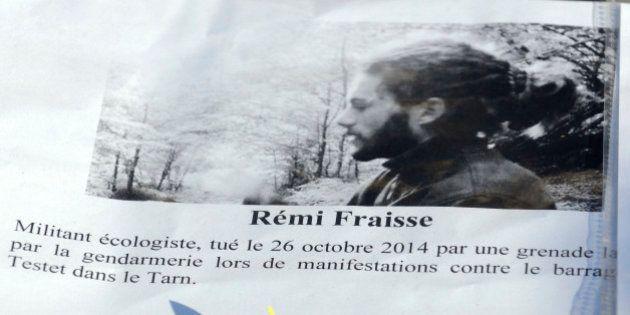 Mort de Rémi Fraisse: le gendarme qui a lancé la grenade en garde à