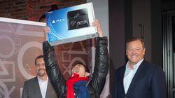 Les premières PS4 s'arrachent aux