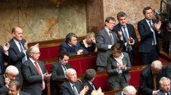Les députés FN boudent l'hommage national à l'Assemblée? Faux, Collard porte